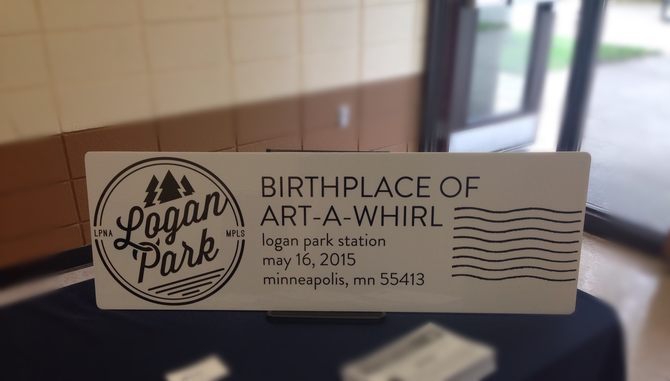 Logan Park: Birthplace of Art-a-Whirl, May 2015