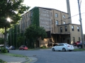 Casket Arts building exterior