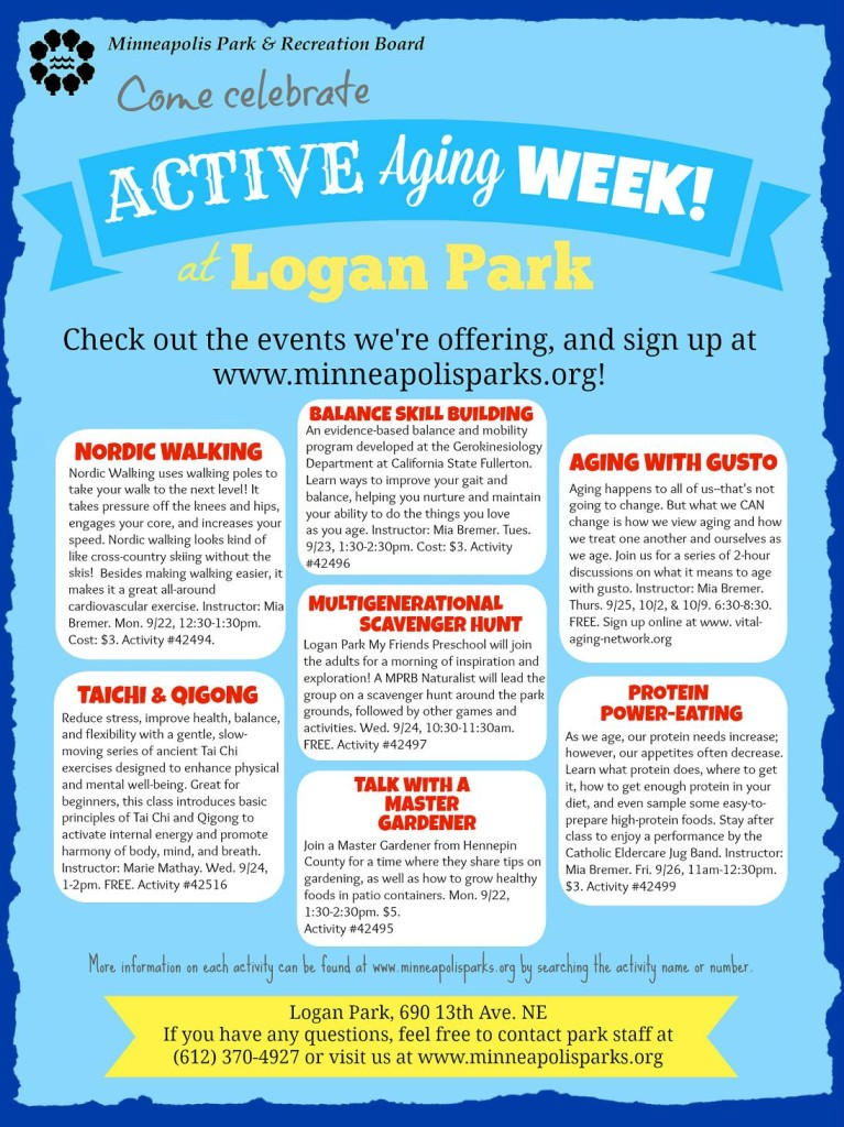 Logan flyer Active Aging Week (3)