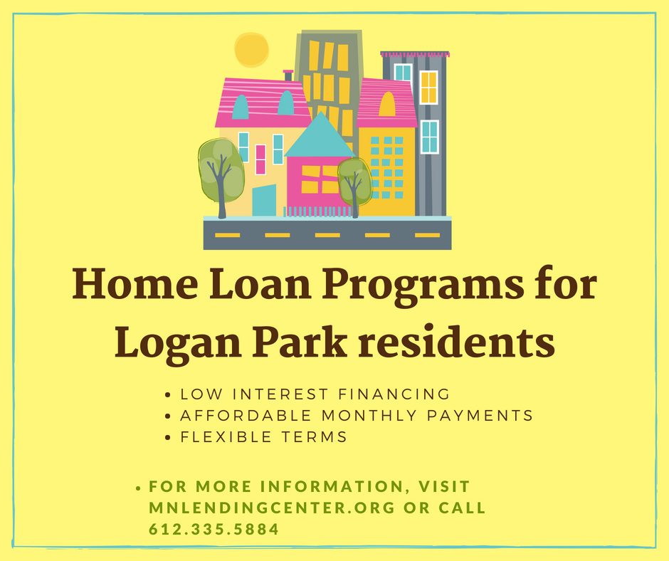 Home Loan Programs for Logan Park Residents
