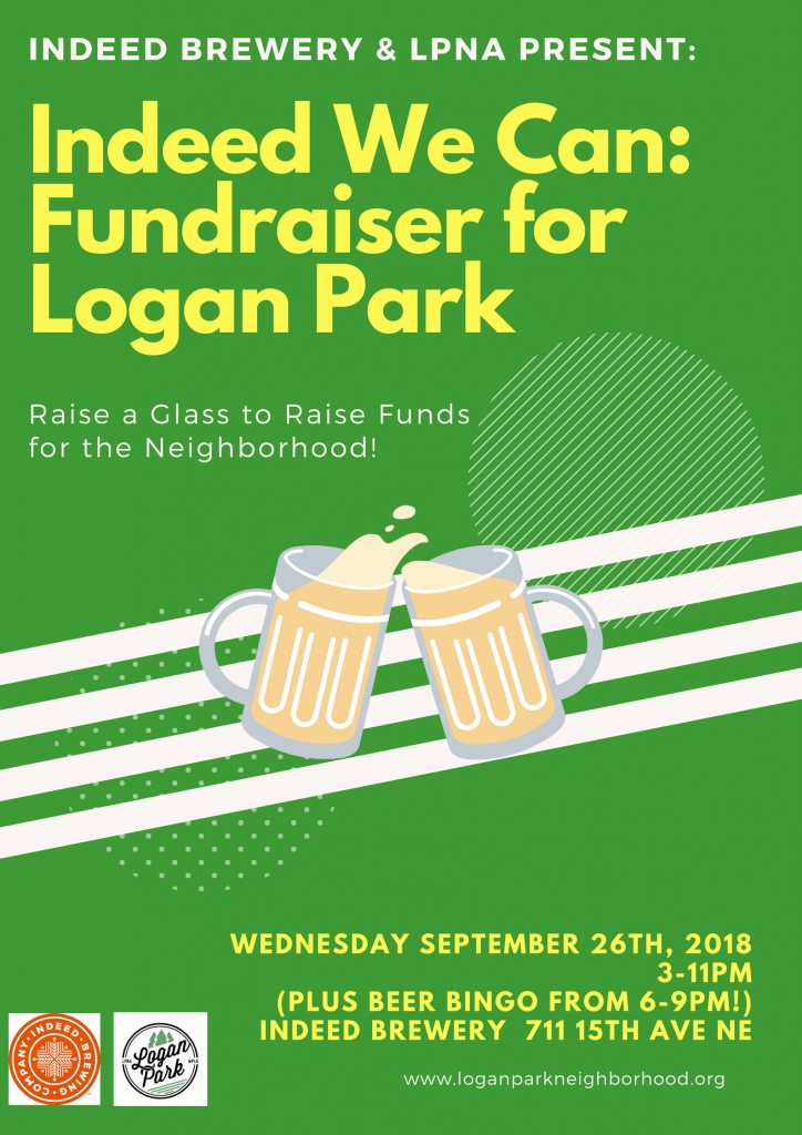 Indeed We Can Fundraiser 9.26.18