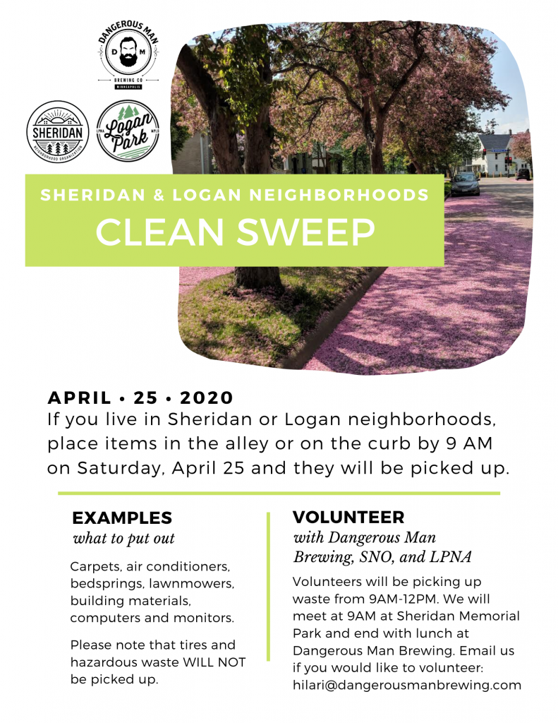 Clean Sweep Poster