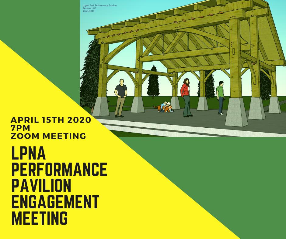 April Pavilion Meeting